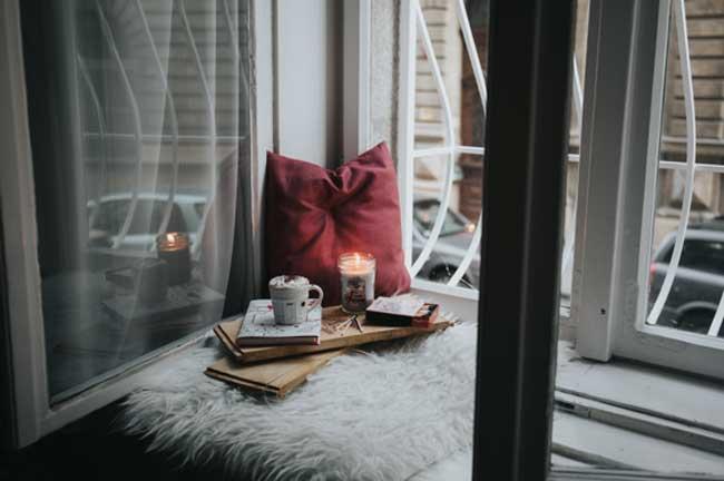 De beste plek voor jezelf in je eigen verblijf