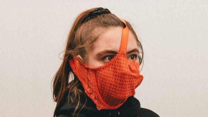 Improvisatie masker